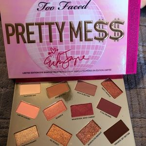 Too faced pretty mess palette